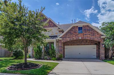 Humble Single Family Home For Sale: 17622 Bridger Bend Lane