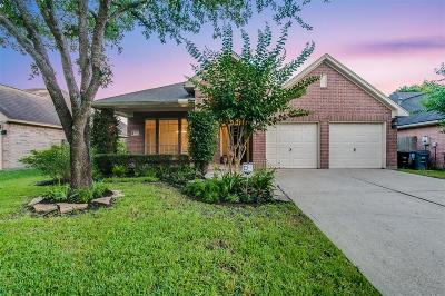 Single Family Home For Sale: 12827 Dove Brook Court