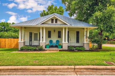 Washington County Single Family Home For Sale: 100 W Tom Green Street