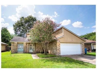 Katy Single Family Home For Sale: 2511 Village Oak