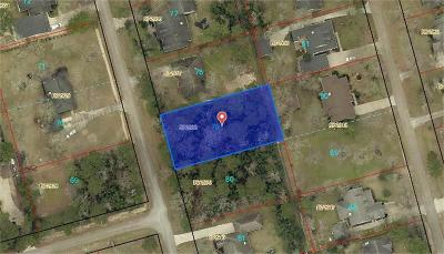 Conroe Residential Lots & Land For Sale: 0000 Axleridge Drive
