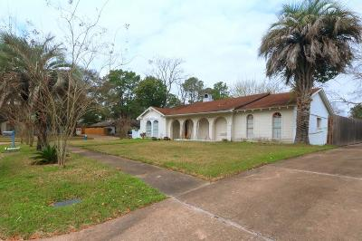 Houston Single Family Home For Sale: 5618 Conecrest Court