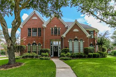 Sugar Land Single Family Home For Sale: 5111 Cambridge Street