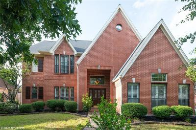 Houston Single Family Home For Sale: 12210 Cypresswood Drive