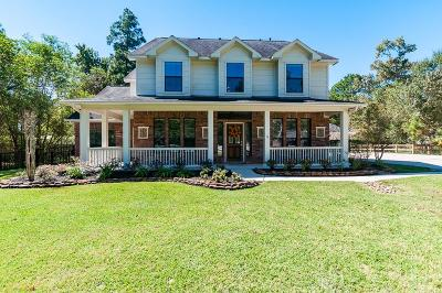 Huffman Single Family Home For Sale: 318 High Point Xin