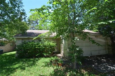 Spring Single Family Home For Sale: 4531 Towergate Drive
