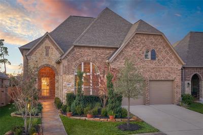 Spring Single Family Home For Sale: 2811 Delmar Terrace Drive