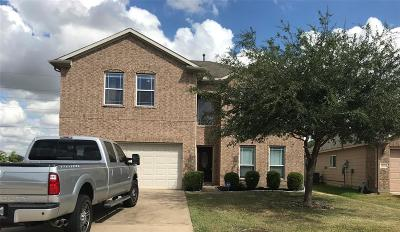 Katy Single Family Home For Sale: 19558 Little Pine Lane