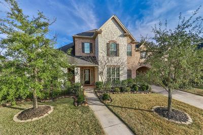 Fulshear Single Family Home For Sale: 28518 Wild Mustang Lane