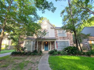 Spring, The Wodlands, Tomball, Cypress Rental For Rent: 15 Thorn Berry Place