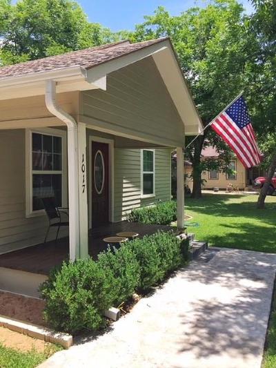 La Grange Single Family Home For Sale: 1017 S Madison