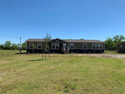 Santa Fe Single Family Home For Sale: 8801 Baker Street