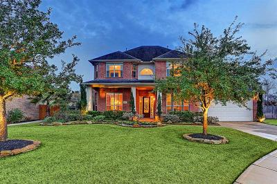 Spring Single Family Home For Sale: 7215 Sandy Isle Lane