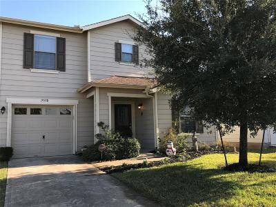 Tomball Single Family Home For Sale: 19350 Bold River Road