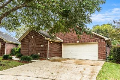 Friendswood Single Family Home For Sale: 416 Live Oak Lane
