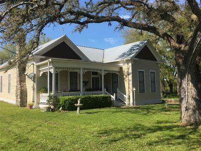 Fayette County Country Home/Acreage For Sale: 2326 St Highway 237
