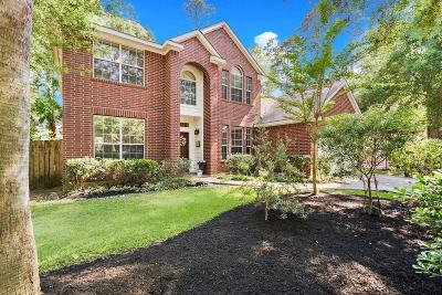 The Woodlands Single Family Home For Sale: 10 E Knightsbridge Drive