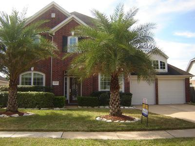 Pearland Single Family Home For Sale: 11602 Summer Moon Drive