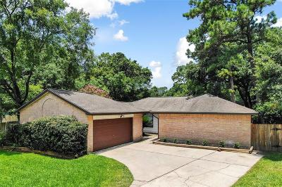 Spring Single Family Home For Sale: 22211 Coveredgate Court