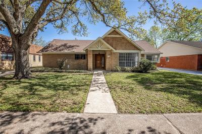 Houston Single Family Home For Sale: 6014 Lattimer Drive