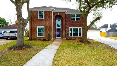 Fort Bend County Single Family Home For Sale: 2755 Prichard Court