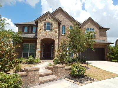 Cypress Single Family Home For Sale: 16823 Aston Main Drive