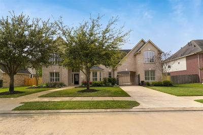 Katy Single Family Home For Sale: 5018 Grand Phillips Lane