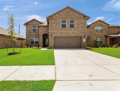 Missouri City Single Family Home For Sale: 1319 Wheatland Terrace