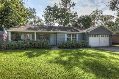 Houston Single Family Home For Sale: 9539 Meadowvale Drive