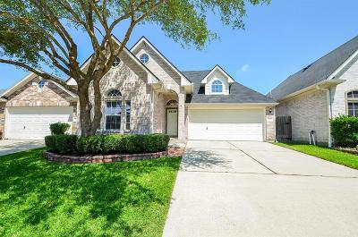 Tomball Single Family Home For Sale: 15935 Cottage Ivy Circle