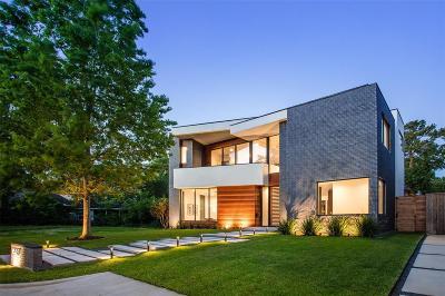 Houston Single Family Home For Sale: 1527 Milford Street