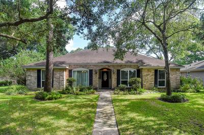 Houston Single Family Home For Sale: 8114 Braes Meadow Drive
