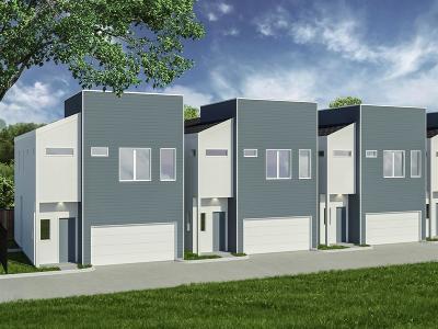 Single Family Home For Sale: 5116 Del Sur Street #J