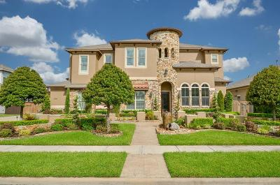 Katy Single Family Home For Sale: 906 Cross Hollow Lane