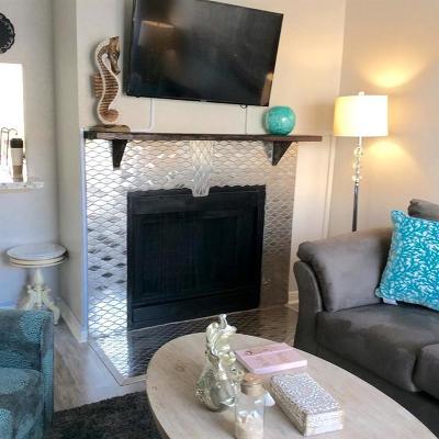 Galveston Condo/Townhouse For Sale: 3506 Cove View Boulevard #1404