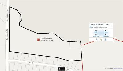 Residential Lots & Land For Sale: 00 Old Masonic Road