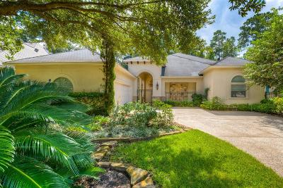 The Woodlands Single Family Home For Sale: 11 Aberdeen Crossing Place