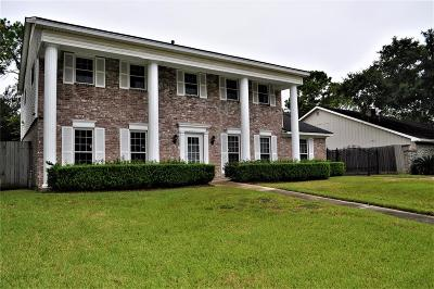 Houston Single Family Home For Sale: 12507 Briar Forest Drive