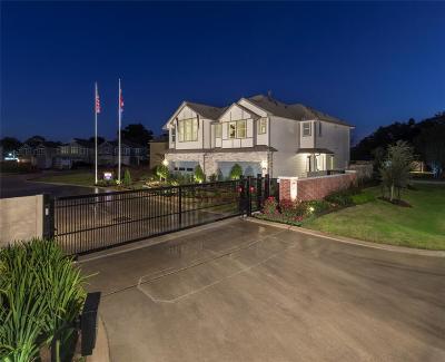Houston Condo/Townhouse For Sale: 211 Club Crest