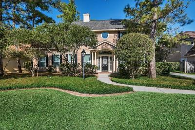 The Woodlands Single Family Home For Sale: 14 Bentgrass Place
