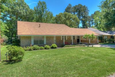 Conroe Single Family Home For Sale: 77 Hiwon