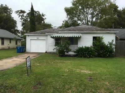 Rosenberg Single Family Home For Sale: 821 Grunwald Heights Boulevard