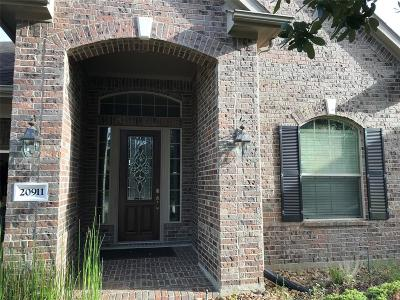 Richmond Single Family Home For Sale: 20911 Flower Croft Court