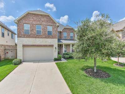 Fulshear Single Family Home For Sale: 27519 Wade Springs Court