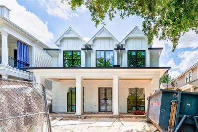 Houston Single Family Home For Sale: 730 Rutland Street