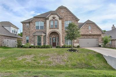 Willis Single Family Home For Sale: 13883 Shoreline Drive