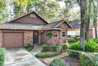 The Woodlands Single Family Home For Sale: 11 N Rushwing Circle