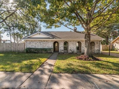 Houston Single Family Home For Sale: 11426 Kirkvalley Drive