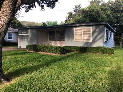 La Marque Single Family Home For Sale: 1509 W Houston Drive