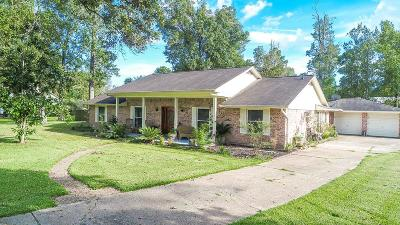 Crosby Single Family Home For Sale: 319 Casa Tejas Lane
